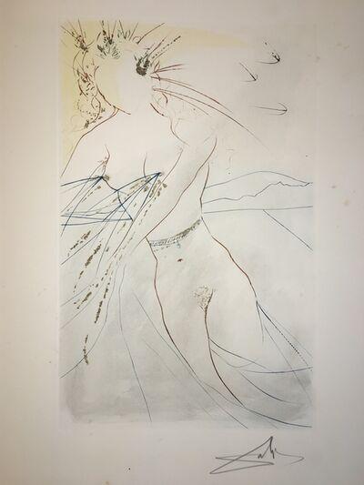 Salvador Dalí, 'Thou Art All Fair ', 1971