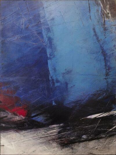Ivo Stoyanov, 'Vivid Blue #11', 2014