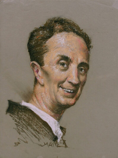Don Maitz, 'Norman', 2005