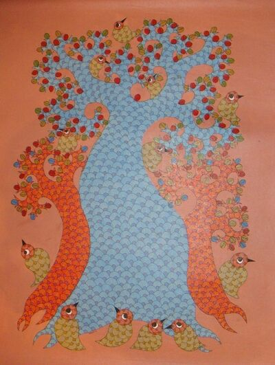 Dhavat Singh, 'Tree of life ', 2013