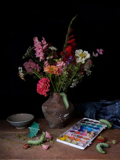 Claire Rosen, 'Paper Umbrella with Paint Set No. 3748', NA
