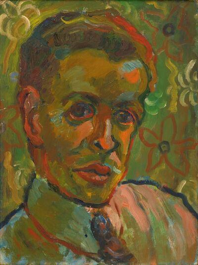 Mildred Elfman Greenberg, 'Portrait of Phillip Levone', 1940-1941