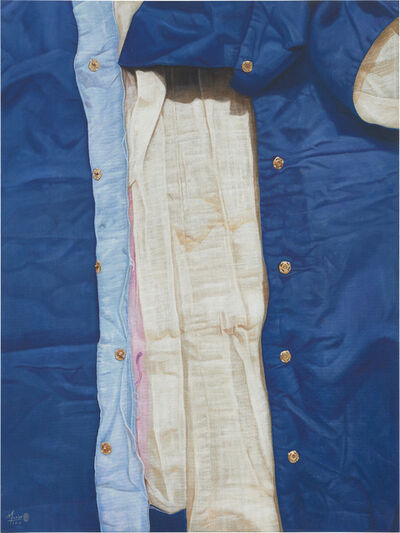 Marina Cruz-Garcia, 'Royal Blue', 2014