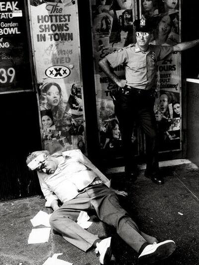 Miron Zownir, 'NYC 1982 ', 1982