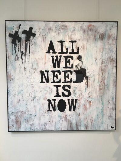 VAN RAY, 'All We Need', 2021