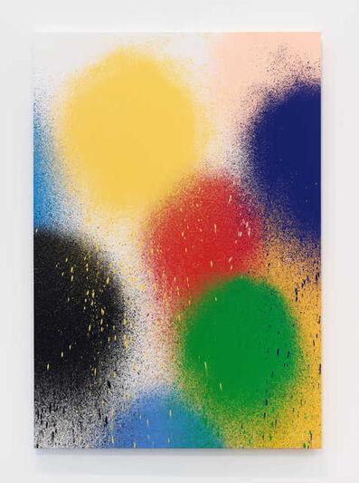 KATSU, 'Untitled (Dots 5)', 2019
