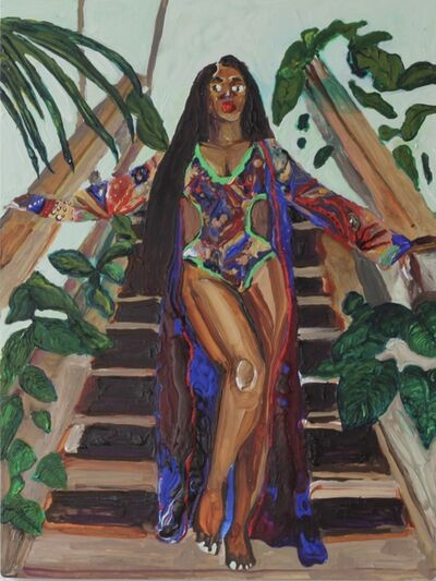Rhiannon Salisbury, 'Jungle Queen', 2019