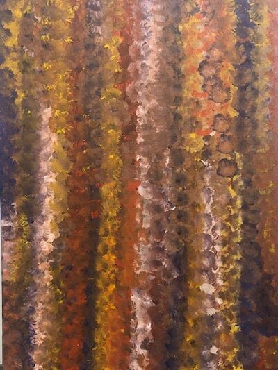 Emily Kame Kngwarreye, 'Life Cycle IV', 1994