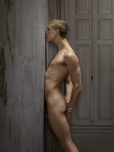 Erwin Olaf, 'Skin Deep Male Nude No. 1', 2015