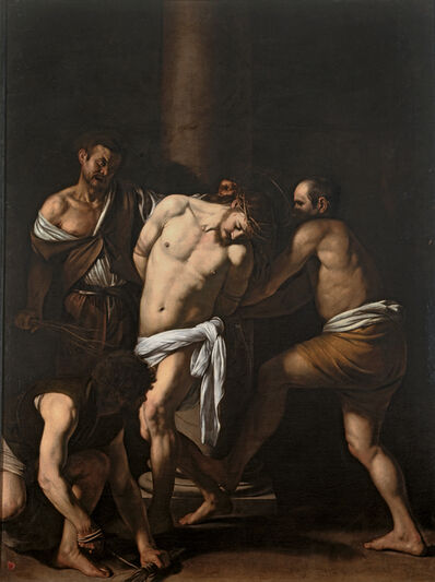 Michelangelo Merisi da Caravaggio, 'The Flagellation of Christ', 1607