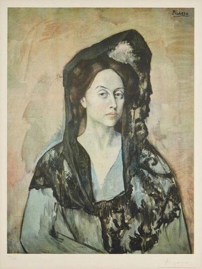 Pablo Picasso, 'Madame Ricardo Canals  ', 1966