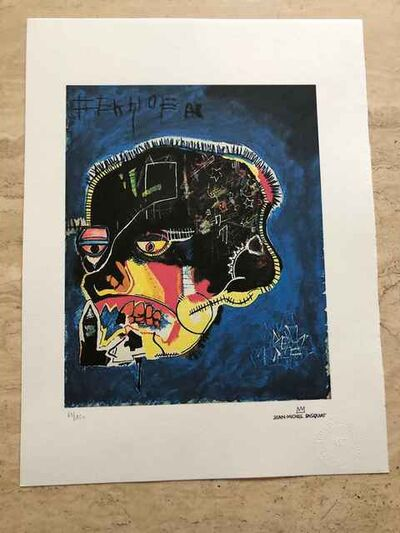 Jean-Michel Basquiat, 'Untitled (Skull)', 1981