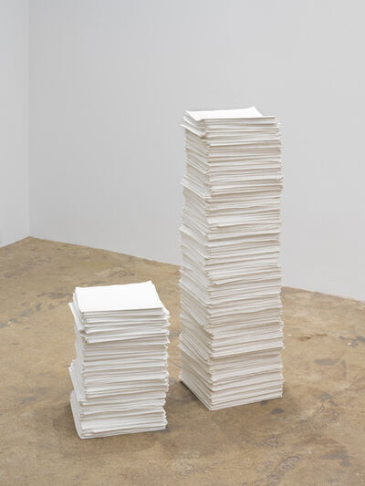 Jennifer Bolande, 'Ghost Column', 2019