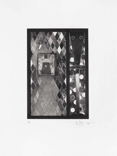 Jasper Johns, 'Bushbaby', 2006
