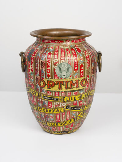 Felipe Jesus Consalvos, 'Optimo (Vessel with Handle)', 1920-1960