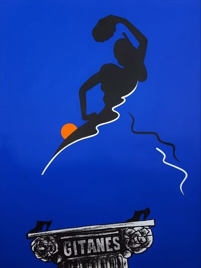 Joze Domjan, 'Gitane', 1991