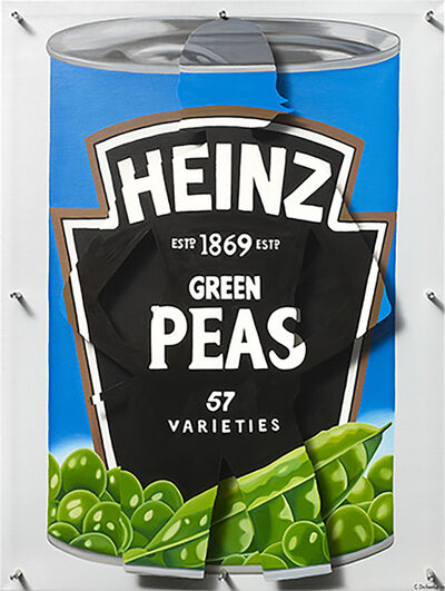 Caroline Dechamby, 'Heinz Peas', 2014