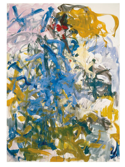 Joan Mitchell, 'Before, Again IV', 1985