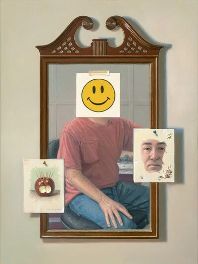 Robert C. Jackson, 'Putting on a Happy Face', 2017