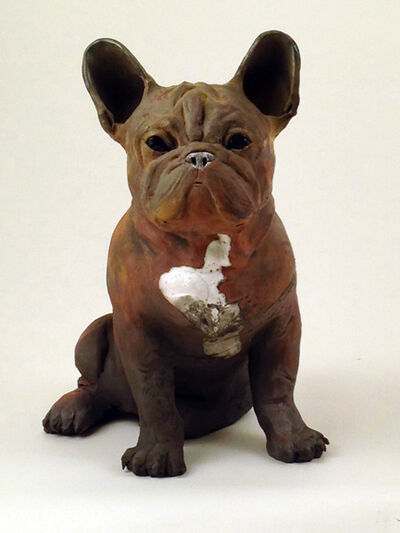 Ronnie Gould, 'French bull', 2014