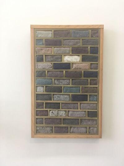 Chris Esposito, 'Little Lint Wall', 2013-2014