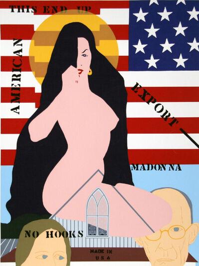 Allan D'Arcangelo, 'American Madonna No. 1', 1978
