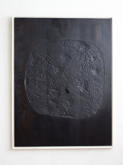 Julian Watts, 'Black Painting', 2017