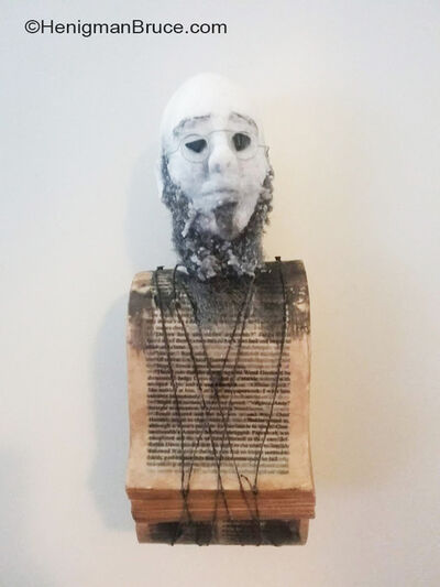 Kim Henigman Bruce, 'Sigmund', 2019