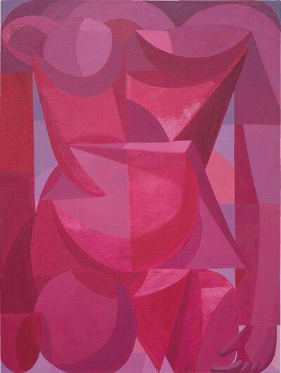 Sebastian Black, 'Pink Blink', 2013