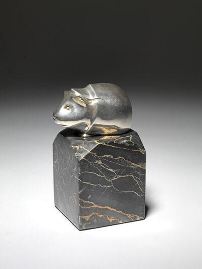 Edouard Marcel Sandoz, 'Guinea Pig', 1919
