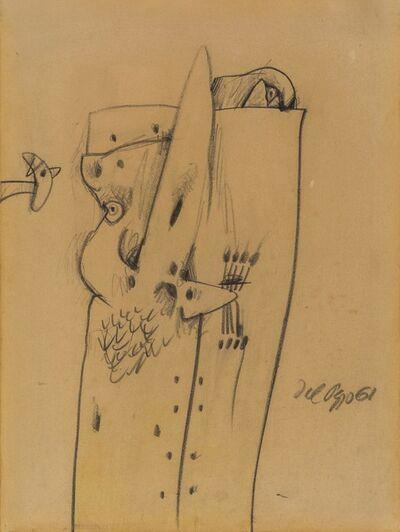 Lucio del Pezzo, 'Untitled', 1961