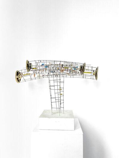 Peter Vogel, 'Breiter Wechsel', 1978/83