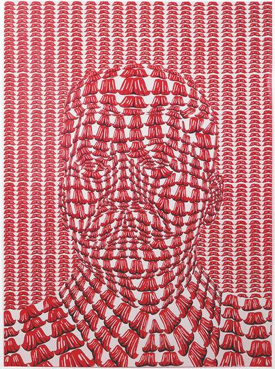 Thomas Bayrle, 'Stalin', 1970