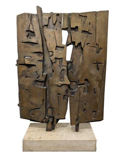 Pietro Consagra, 'Colloquio davanti lo speccio', 1957