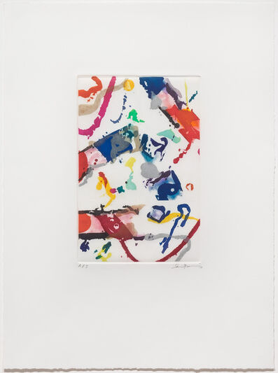 Sam Francis, 'Untitled', 1990