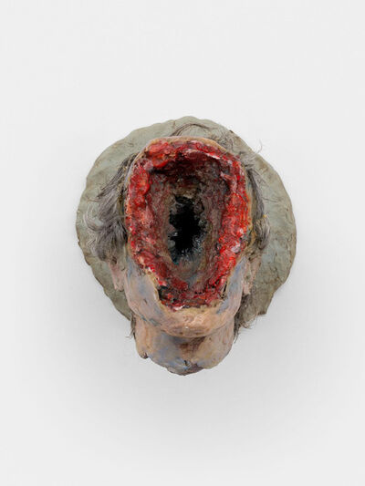 David Altmejd, 'Untitled 2 (Rabbit Holes)', 2013