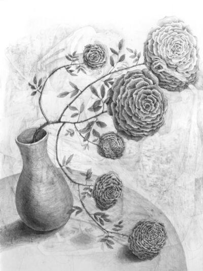 Stefan Zsaitsits, 'roses and spirits', 2019