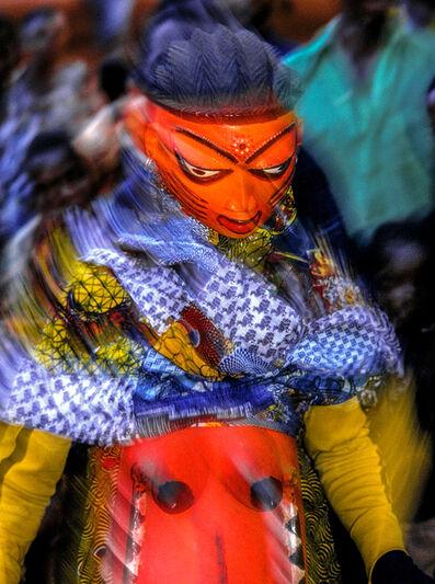 Carol Beckwith and Angela Fisher, 'Yoruba Gelede Mask, Benin', 1993