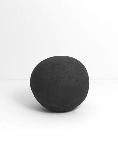 David Nash, 'Cannonball', 2017