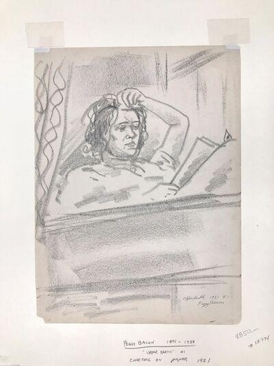 Peggy Bacon, 'Upper Berth', 1931