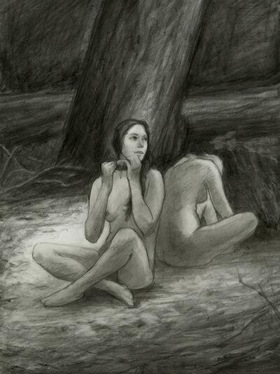 Shaun Berke, 'Study for Idunn', 2016