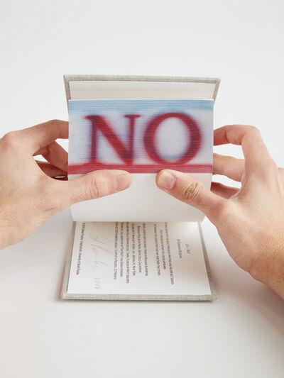 Ed Ruscha, 'OH/NO', 2008
