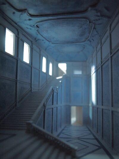 Shiori MATSUKAWA, 'stairs palace (F -Wonder Scale-) No. XXX',  2018