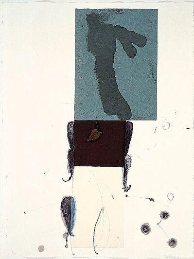 """James Brown, 'Mannerist Herbarium (from the portfolio """"Für die Pinakothek der Moderne"""")', 1995"""