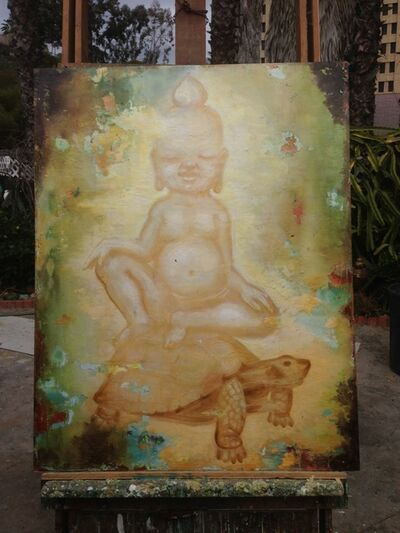Christopher Reilly, 'The Rare & Wonderful California Desert Buddhachild', 2014