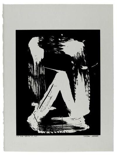Fabienne Verdier, 'Etude du Sedes Sapientiae 1', 2012