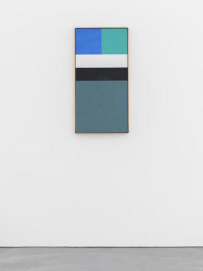 Camille Graeser, 'Kühle Relation', 1966