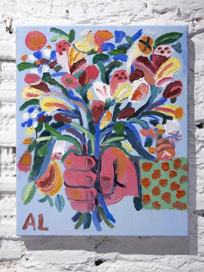 Andrés Lozano, 'Flower Power #4', 2021