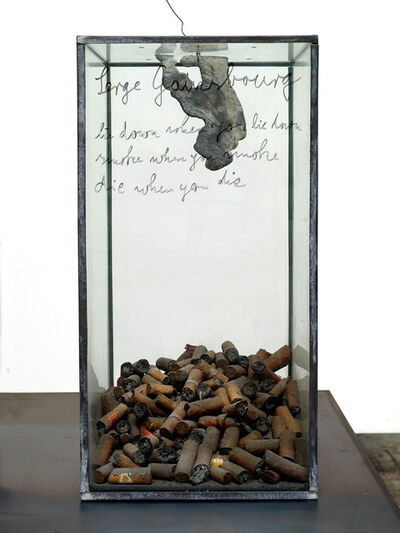 Anselm Kiefer, 'Serge Gainsbourg', 2014