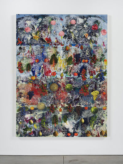 Philip Taaffe, 'Altarpiece', 2018